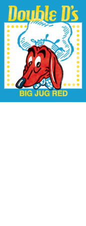 NV DD's Big Jug Red CLUB SHIP, 6x1L