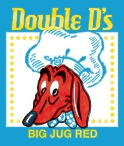 NV Double D's Big Jug Red, 1L