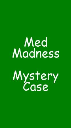 Med Madness Mystery Case (12 x 750ml)