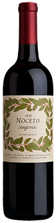 2012 Sangiovese Case CLUB, 12x750 ml