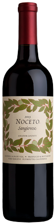 2013 Noceto Sangiovese - 15% off