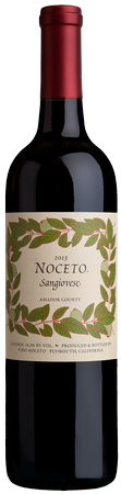 2013 Sangiovese Club Case, 12x750 ml