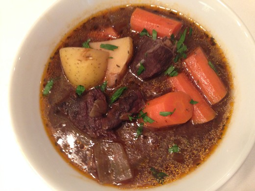 Andy's One Pot Short Ribs